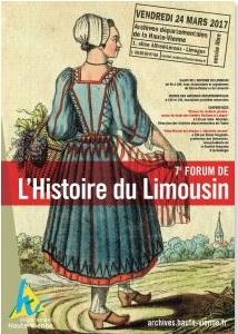 Forum de l'histoire du Limousin