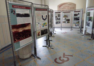 Maison du Peuple : présentation de l'exposition itinérante