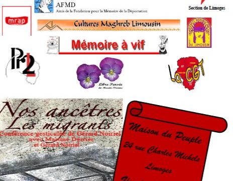 Nos ancêtres les migrants – Gérard Noiriel