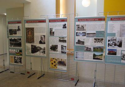 Exposition itinérante : «Solidarités en Limousin : deux siècles d'ESS»