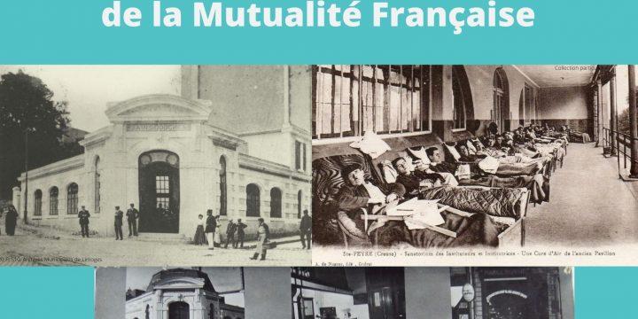 Conférence en ligne sur l'histoire des œuvres sociales de la Mutualité Française