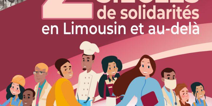 Deux siècles de solidarités en Limousin et au-delà –  éditions Mon Limousin